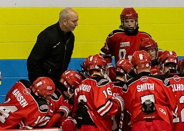 ATTACK-MINDED: Leeds head coach Dave Whislte. Picture courtresy of OHA.
