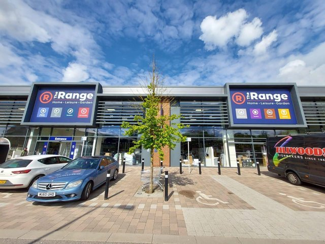 The Range is set to open its new store in Kirkstall Leeds next week - with 80 staff recruited to fill the huge two floor shop.