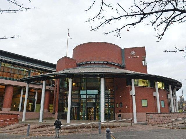 Robert Bruce, 45, of Rothwell, pleaded not not guilty to causing or allowing the death of Debbie Leitch, at Preston Crown Court.