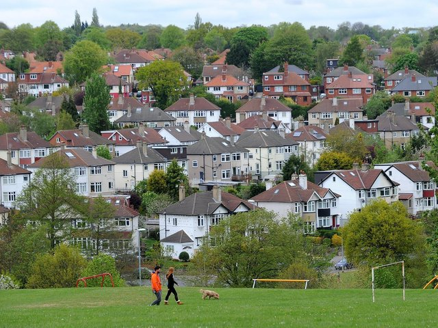 Yorkshire and the Humber has seen the highest house price growth in the country.