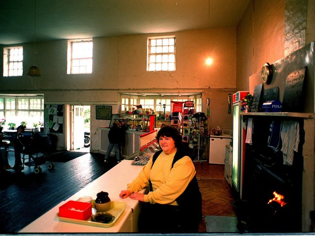 Enjoy these photo memories of Middleton Park Cafe down the decades. PIC: Mel Hulme