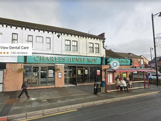 Charles Henry Roe, Austhorpe Road, Cross Gates.