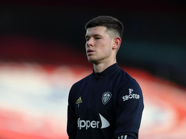 CALLED UP - Leeds United's number one keeper Illan Meslier has been called up for France Under 21s ahead of their European Championship quarter-final against the Netherlands. Pic: Getty