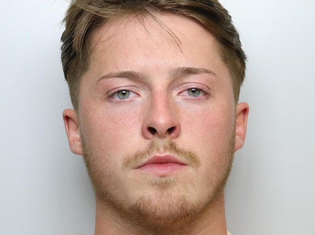 Daniel Matthews was caught with £11,000 worth of drugs at Leeds Festival.