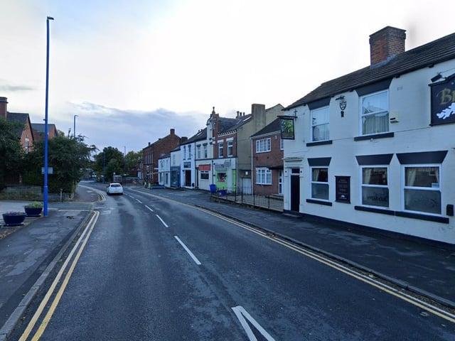 Marsh Street, Rothwell (photo: Google).