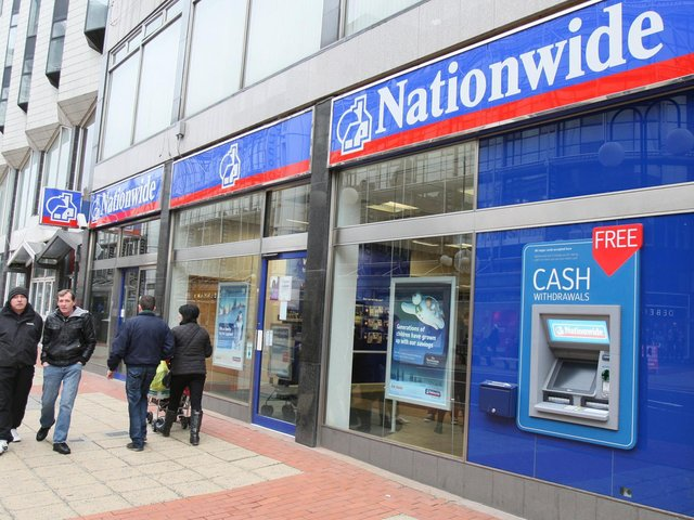 Nationwide added that those who struggled financially during the pandemic were helped with 256,000 mortgage payment holidays and 105,000 payment breaks for loans and credit cards.
