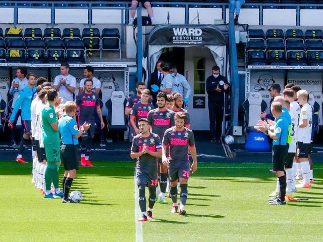 SAD FAREWELL - Leeds United fan favourites Pablo Hernandez and Gaetano Berardi will leave Elland Road this summer. Pic: Leeds United