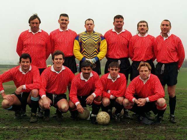 Enjoy these Wakefield and District Sunday League team photos from the mid-1990s. PIC: Mel Hulme