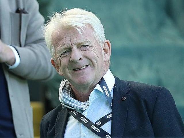 PROUD LEGEND - Gordon Strachan is delighted with Leeds United's progress under Marcelo Bielsa. (Pic: Getty)