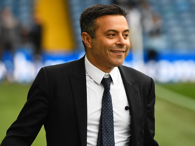 LOOKING GOOD: Leeds United under chairman Andrea Radrizzani, above. Photo by George Wood/Getty Images.