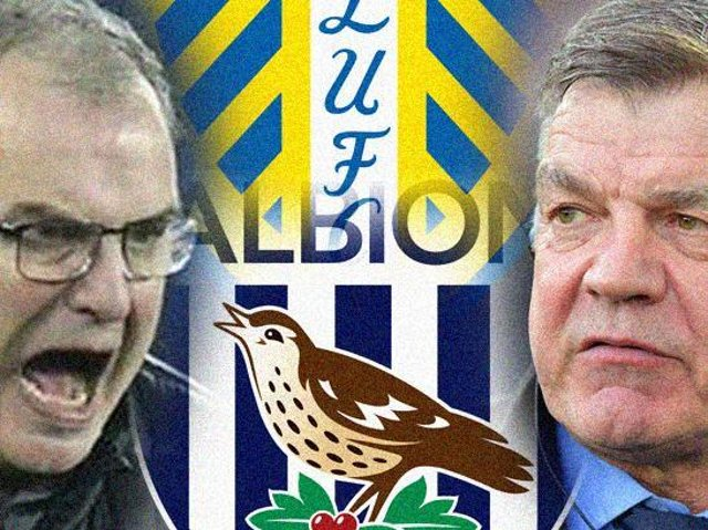 Leeds United host West Brom at Elland Road on the final day of the Premier League season.
