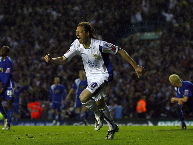 Enjoy these photo memories from Leeds United's play-off semi-final second leg clash against Millwall at Elland Road in May 2009. PIC: Getty