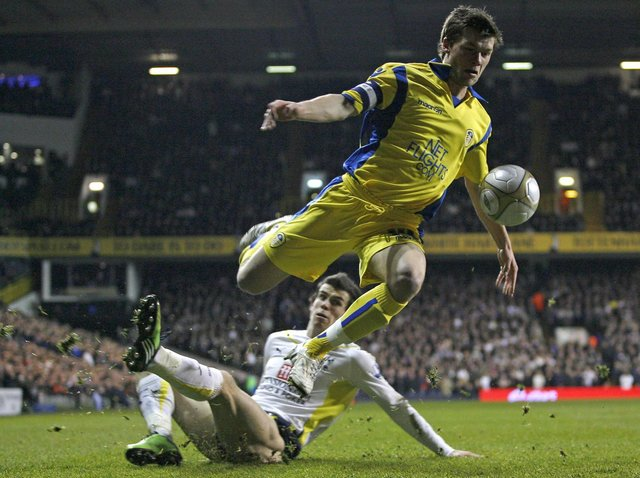 Enjoy these photo memories of Jonny Howson in action for Leeds United. PIC: Getty