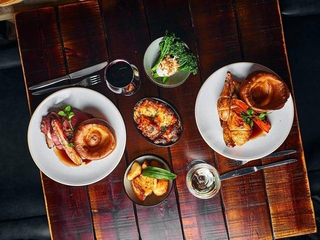 The popular Sunday roast is making a return
