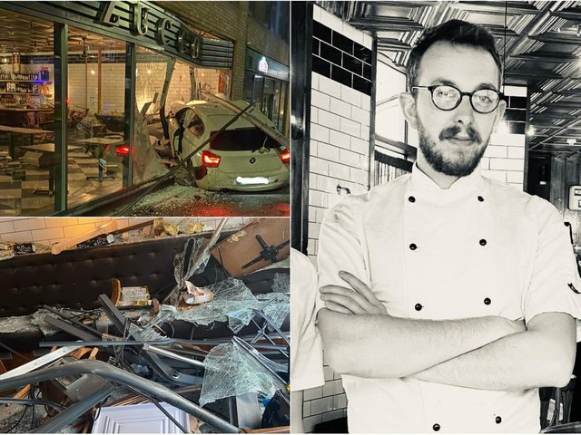Jack Richards, 28, has been the head chef at Zucco on Meanwood Road for the past three years.