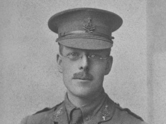 Clifford Pickles. PIC: Lives of the First World War