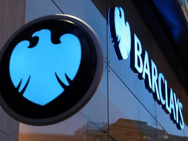 A Barclays branch (photo: PA).