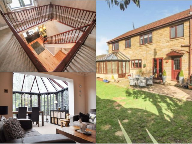 Take a look inside this charming family home in Barwick-In-Elmet.