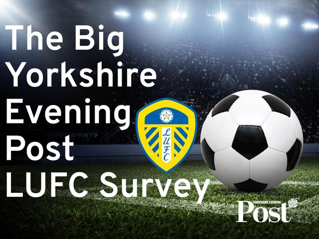 We're launching our Big Leeds United Survey.