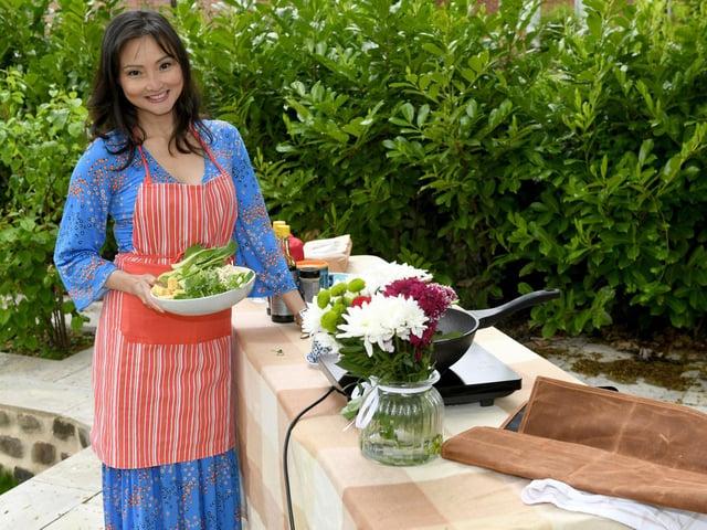 Marni Xuto, 46, runs food blog Thai Food Made Easy