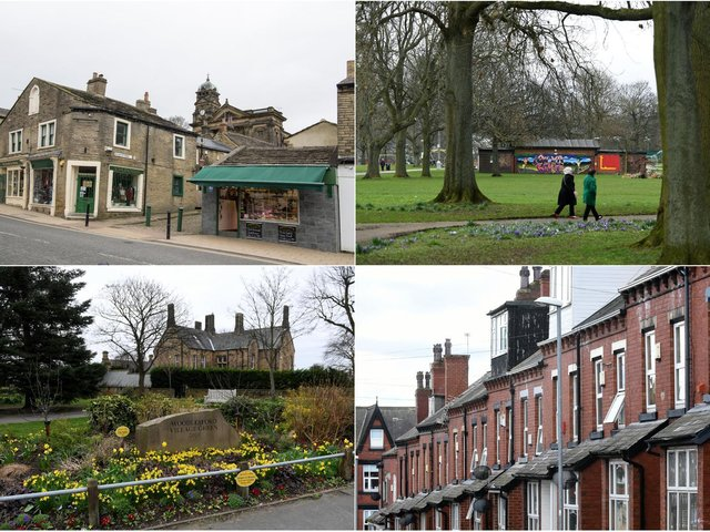 The areas that have seen price rises soar in the past year.