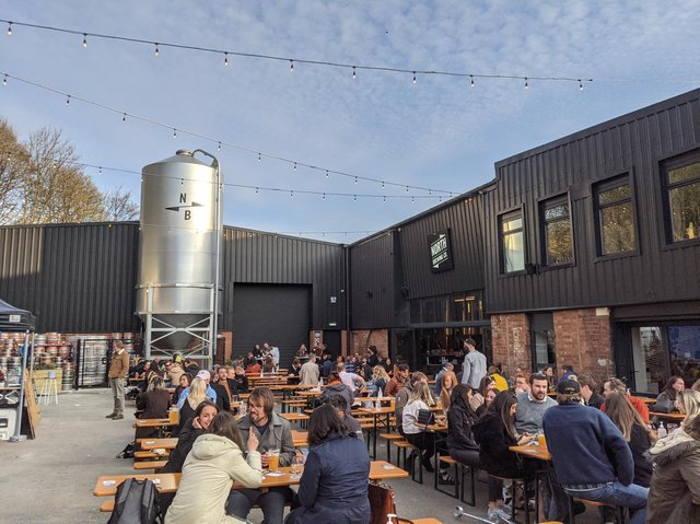 Springwell, the new home of North Brewing Co.