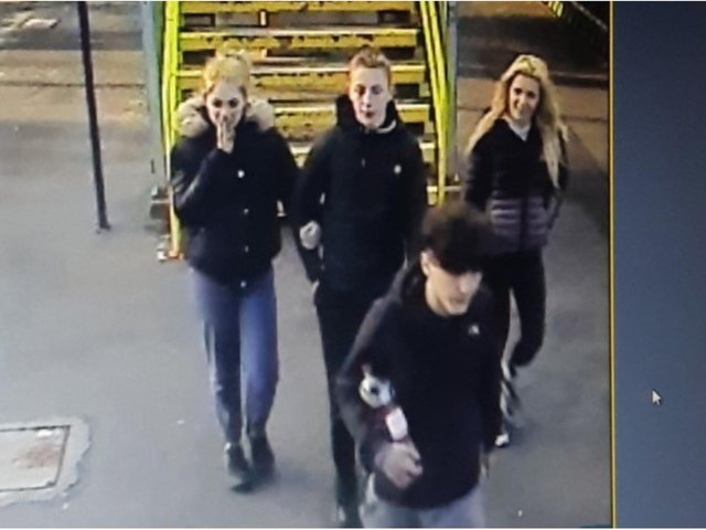 Police launch urgent search to find four missing Yorkshire teens including 13-year-old girl seen boarding train