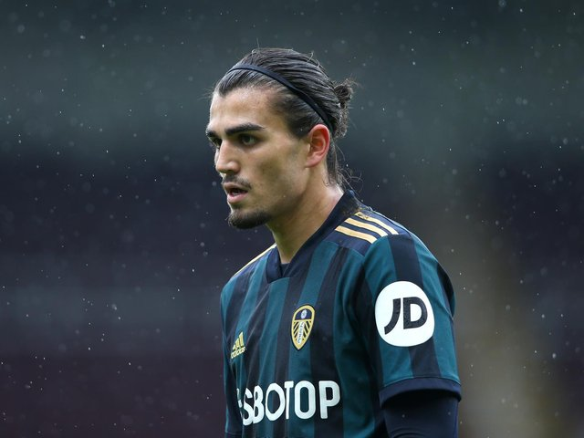NEXT ONE? Leeds United centre-back Pascal Struijk looks sure to secure senior international honours at some point whether that be for Belgium or the Netherlands. Photo by Alex Livesey/Getty Images.