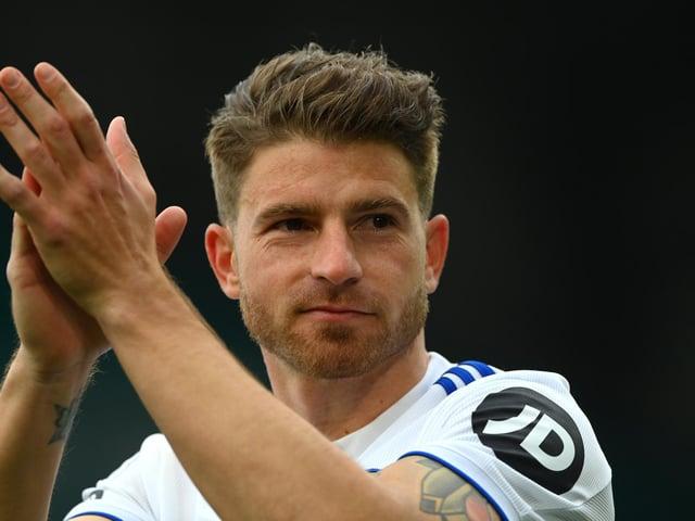 I'LL BE BACK: Says Leeds United promotion-winning hero Gaetano Berardi. Photo by Stu Forster/Getty Images.