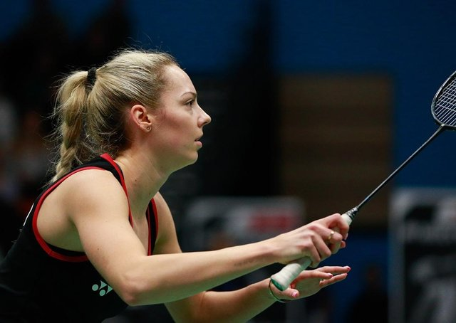 Gabby Adcock has retired from badminton.