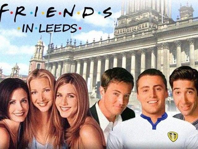 What if Friends had been set in Leeds?