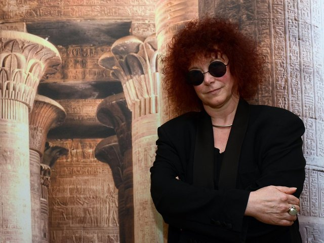 Professor Joann Fletcher will be at Books by the Beach in June
