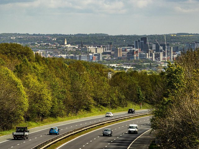 Leeds city centre was voted as one of the best areas for first-time-buyers in the country.