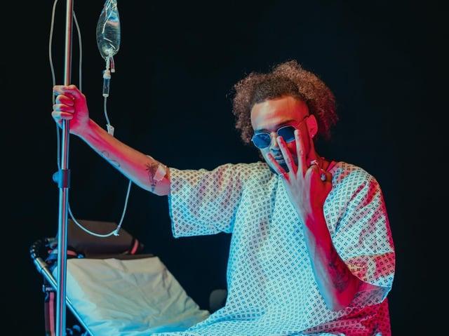 Leeds rapper August.III has announced his debut EP Hospital Talk