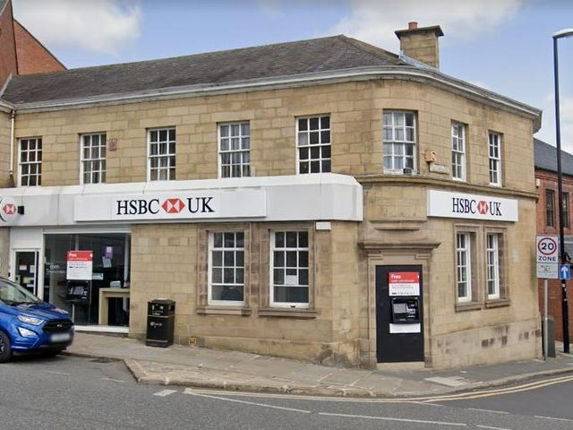 The HSBC branch in Chapel Allerton which has now closed down (Photo: Google)