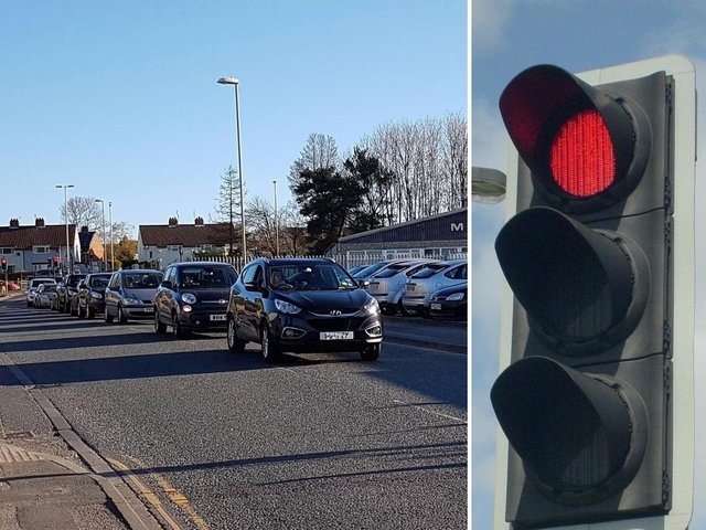 Police have revealed where the red light cameras are in Leeds this week.