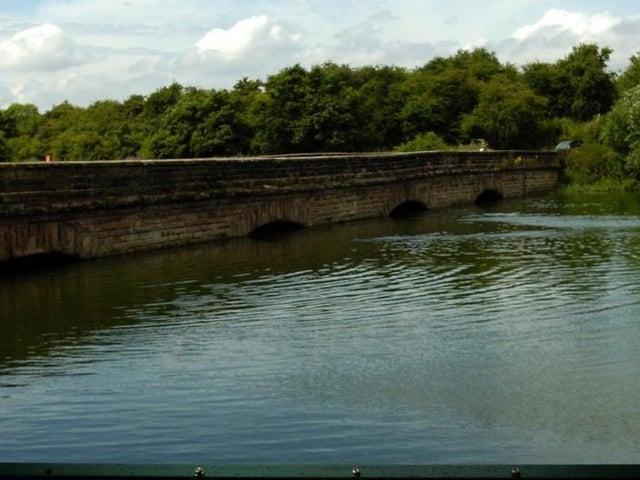 Ulley Reservoir, South Yorkshire