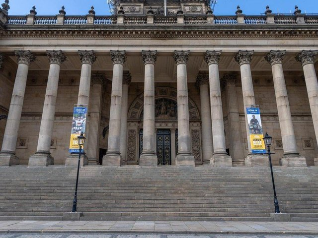 Leeds Town Hall has issued a statement after people received an email confirming a comedy show, despite not booking.