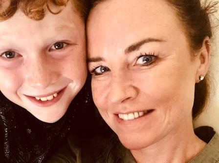 Kirsty Mcenroe and her son Liam were left without a home when the person they were buying a house from backed out at the last minute. Kirsty is now calling on laws to be changed to stop this from happening.
