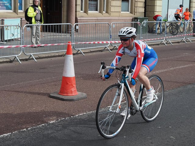 Cyclists can put pedal power behind the Transplant Games in Leeds later this year.