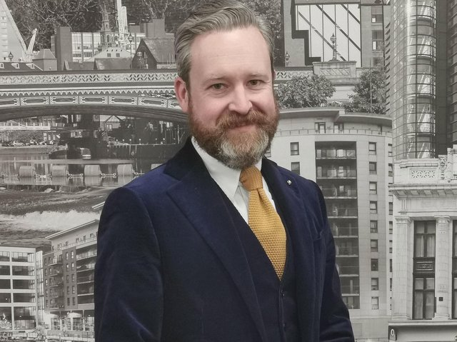 Richard Jobes, a partner at Schofield Sweeney