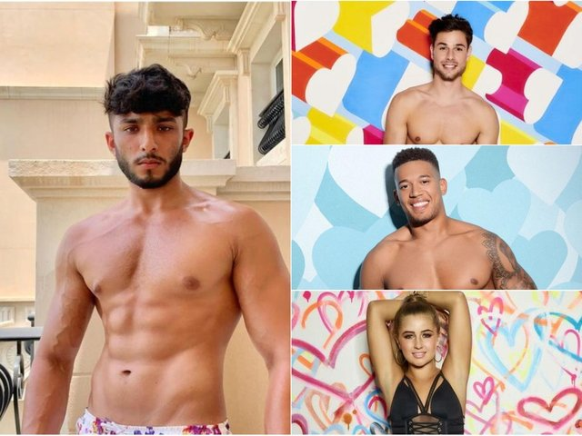 As Leeds dentistry student Zack Chugg prepares to enter the Love Island villa, we take a look back at the Yorkshire contestants over the years. ITV