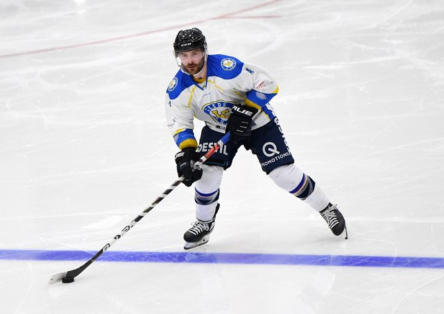 Defenceman Sam Zajac, above, is seen as a key ingredient by new Leeds Knights' head coach and GM Dave Whistle. Picture: Jonathan Gawthorpe.