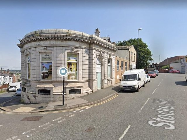 Planning permission granted for new cafe on site of former HSBC bank in Armley
