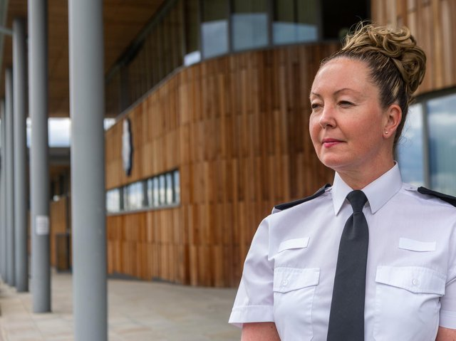 Chief Inspector Helen Brear from West Yorkshire Police