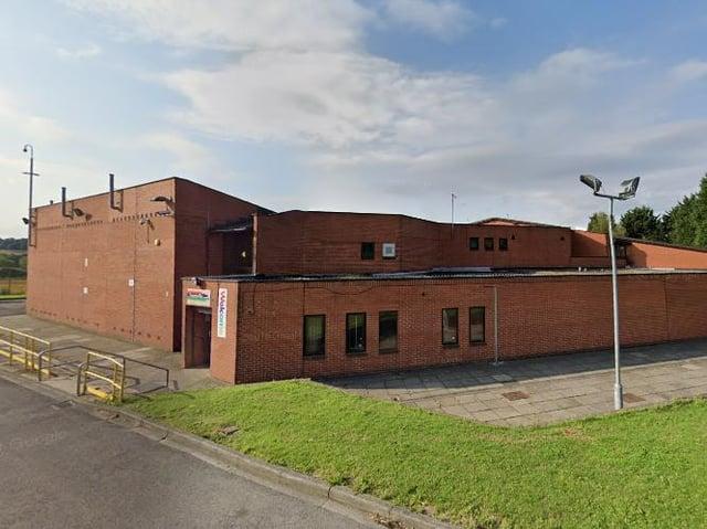 Fearnville Leisure Centre (Pic: Google Maps)