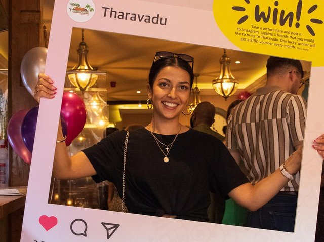 I got the chance to visit Tharavadu as the restaurant launched its new tap beer with Kirkstall Brewery (Photo: Cloe Keefe)