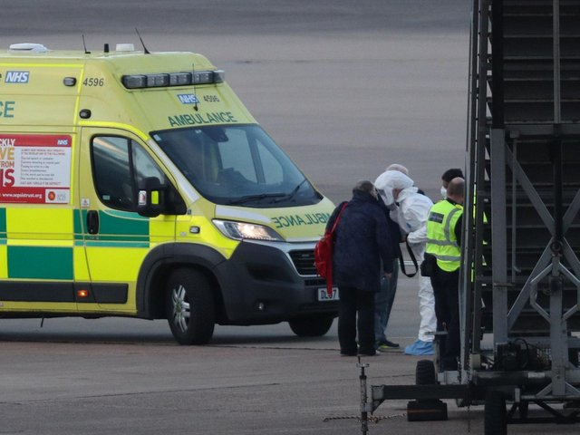 First Covid death for two weeks recorded at Leeds Hospitals