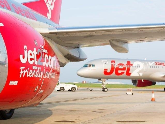Which countries will be put onto the green list? (photo: Jet2)