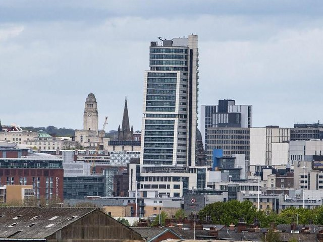 Leeds was crowned the 'Work Opportunities Capital' of the UK